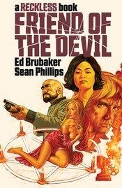 FRIEND OF THE DEVIL HC A RECKLESS BOOK (MR)