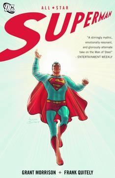 ALL STAR SUPERMAN TP (JUL110247)