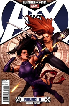 AVENGERS VS X-MEN #11 (OF 12) PROMO VAR AVX (2012)