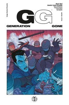 GENERATION GONE #3 (MR) (2017)
