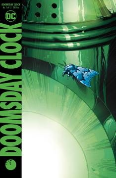 DOOMSDAY CLOCK #7 (OF 12) (2018)