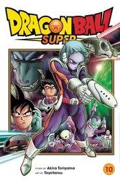 DRAGON BALL SUPER GN VOL 10