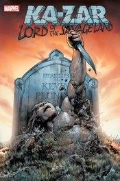 KA-ZAR LORD SAVAGE LAND #1 (OF 5) (2021)