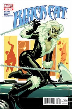 AMAZING SPIDER-MAN PRESENTS BLACK CAT #3 (OF 4) (2010)