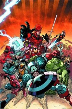 AVENGERS VS X-MEN #10 (OF 12) AVX (2012)