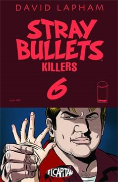 STRAY BULLETS THE KILLERS #6 (2014)