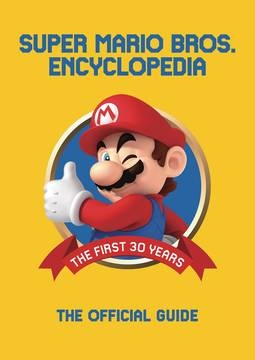SUPER MARIO ENCYCLOPEDIA HC (FEB188398)