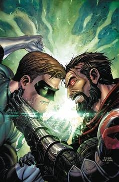 SALE! HAL JORDAN & THE GREEN LANTERN CORPS TP VOL 06 ZODS WILL
