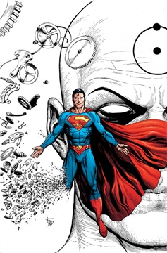 DOOMSDAY CLOCK #1 (OF 12) (4TH PTG) (2018)