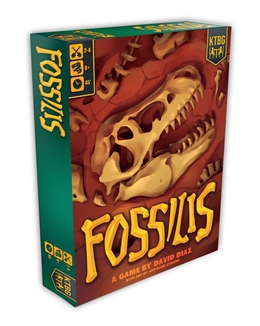 FOSSILIS DELUXE GAME