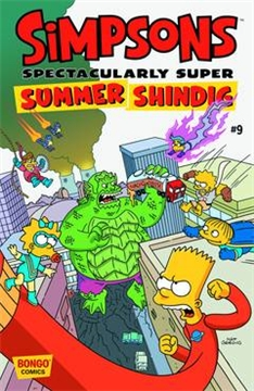 SIMPSONS SUMMER SHINDIG #9 (2015)