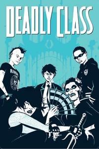DEADLY CLASS DLX HC VOL 01 (MR)