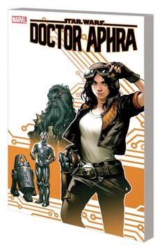 STAR WARS DOCTOR APHRA TP VOL 01 APHRA