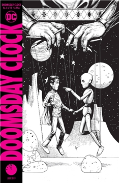 DOOMSDAY CLOCK #8 (OF 12) (2ND PTG) (2019)