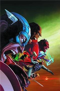 AVENGERS VS X-MEN #8 (OF 12) (2012)