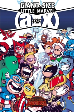 GIANT-SIZE LITTLE MARVEL AVX #2 BY YOUNG POSTER