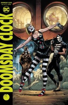DOOMSDAY CLOCK #6 (OF 12) VAR ED (2018)