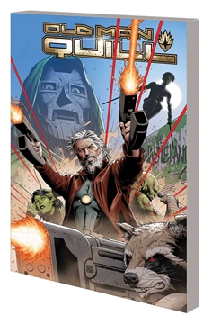 OLD MAN QUILL TP VOL 01 NOBODYS FAULT BUT MY OWN