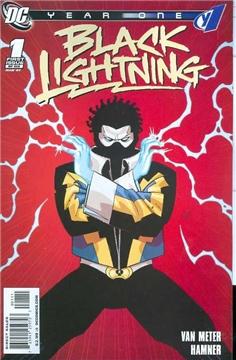 BLACK LIGHTNING YEAR ONE #1 (OF 6) (2009)