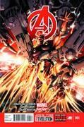 AVENGERS #4 NOW (2013)