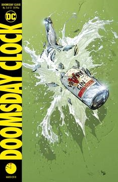 DOOMSDAY CLOCK #3 (OF 12) (2018)