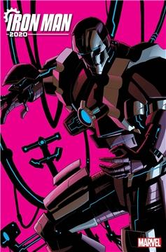 IRON MAN 2020 #1 (OF 6) (2020)