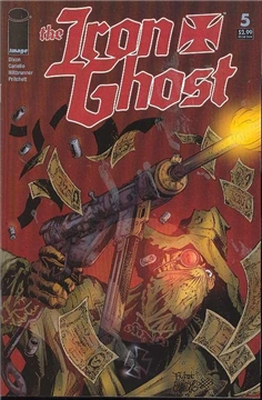 IRON GHOST #5 (OF 6) (2006)