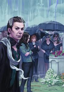 ANGEL & FAITH #17 STEVE MORRIS CVR (2012)
