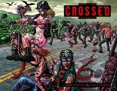 CROSSED BADLANDS #20 WRAP CVR (MR) (2012)
