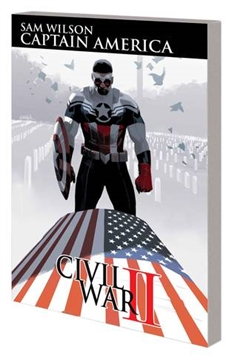 CAPTAIN AMERICA SAM WILSON TP VOL 03 CIVIL WAR II