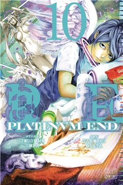 PLATINUM END GN VOL 10