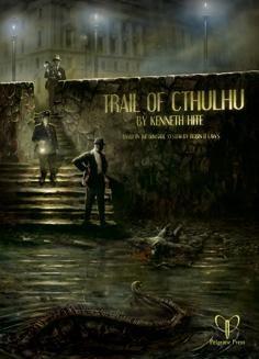 TRAIL OF CTHULHU HC