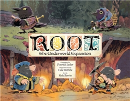 ROOT THE UNDERWORLD EXPANSION (KSPO)
