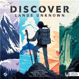 SALE! DISCOVER LANDS UNKNOWN