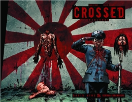 CROSSED BADLANDS #41 WRAP CVR  (2013)