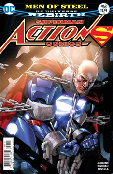 ACTION COMICS #968 (2016)