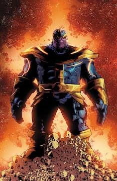 THANOS BY DEODATO POSTER