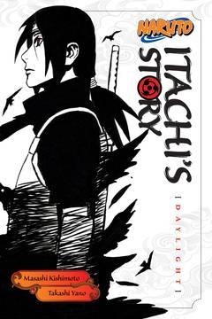 NARUTO ITACHI STORY SC NOVEL VOL 01