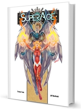 SUPERAGE RPG (CORE RULES)