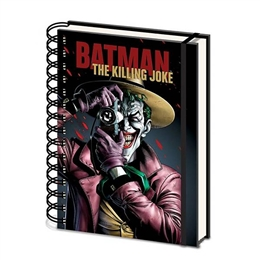 THE KILLING JOKE COVER  A5 NOTEBOOK