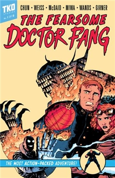 FEARSOME DOCTOR FANG #1 - 6 BOXED SET (2019)