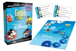 DISNEY PARTY GAME GEEK OUT!