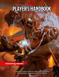 D&D NEXT PLAYER'S HANDBOOK