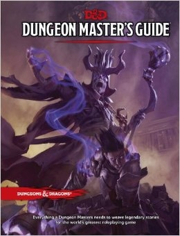 D&D NEXT DUNGEON MASTER GUIDE