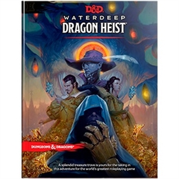 D&D NEXT WATERDEEP: DRAGON HEIST