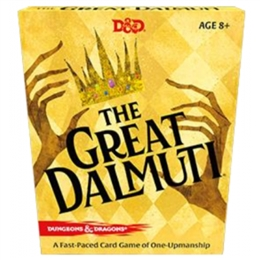 THE GREAT DALMUTI: DUNGEONS & DRAGONS DECK