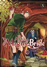 ANCIENT MAGUS BRIDE GN VOL 06