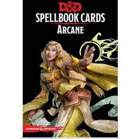 D&D NEXT: ARCANE SPELLBOOK DECK