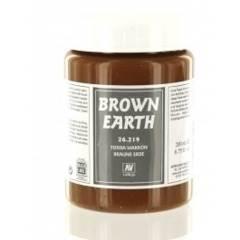 VALLEJO BROWN EARTH 200 ML.