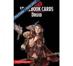 D&D NEXT: DRUID SPELLBOOK DECK